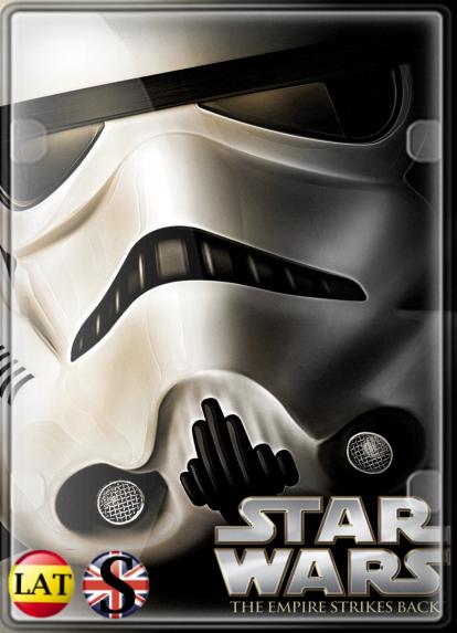 Star Wars – Episodio V: El Imperio Contraataca (1980) FULL HD 1080P LATINO/INGLES