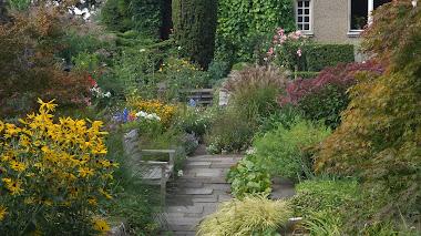 Jardín de Karl Foerster, viverista alemán y jardinero precursor