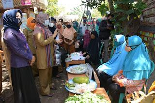 Tinjau Posyandu Keluarga Desa Midang, Wagub Apresiasi Kekompakan Desa