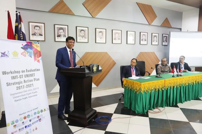 Unsyiah Tuan Rumah IMT-GT Uninet 2019