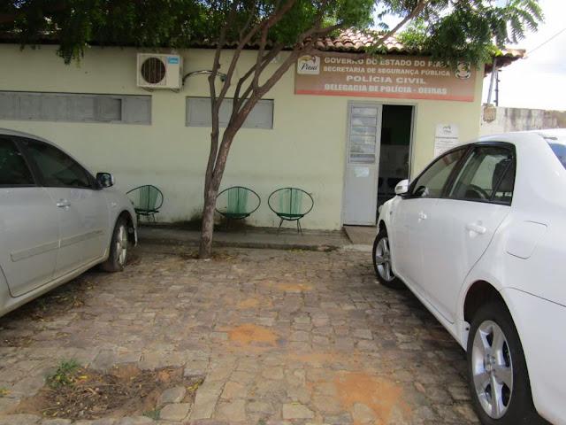 Carro usado por acusado de 5 estupros na cidade de Oeiras do Piauí é aprendido