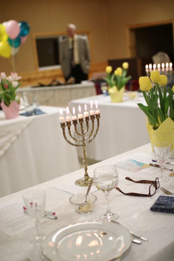 Eat to Remember Passover Seder | Land of Honey