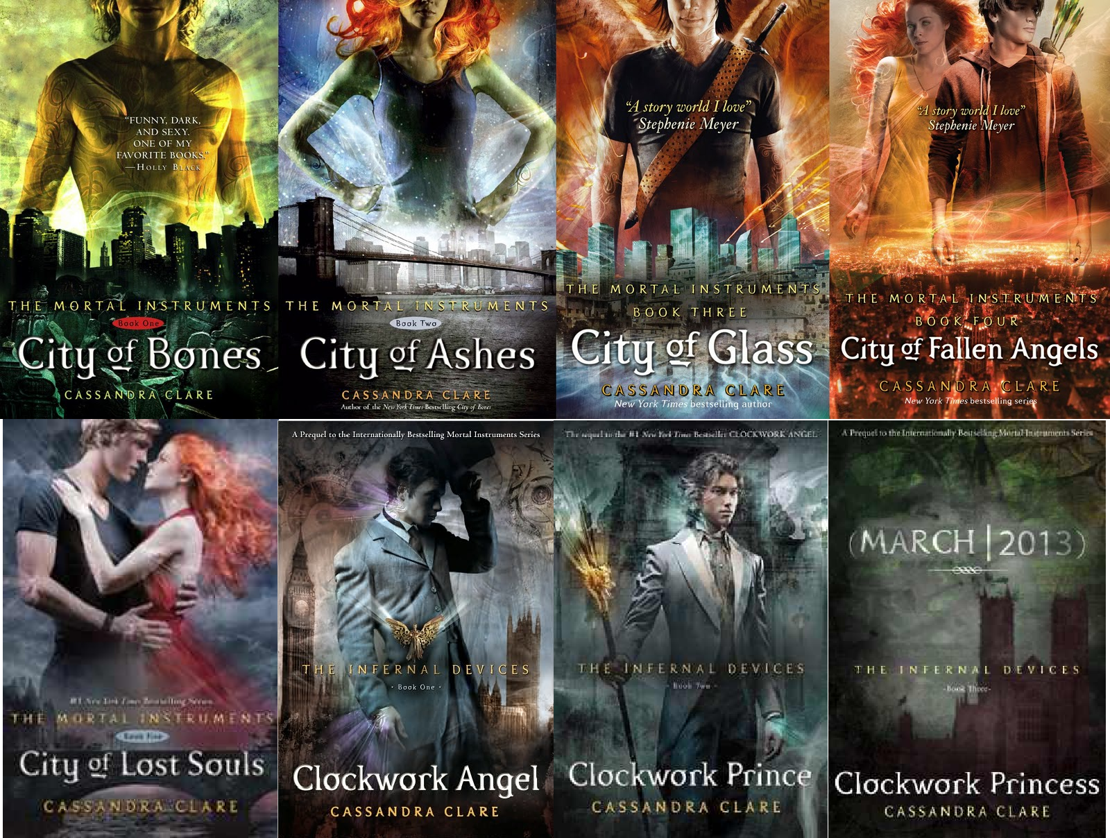 The Book Mom's Reviews!: Infernal Devices/Mortal