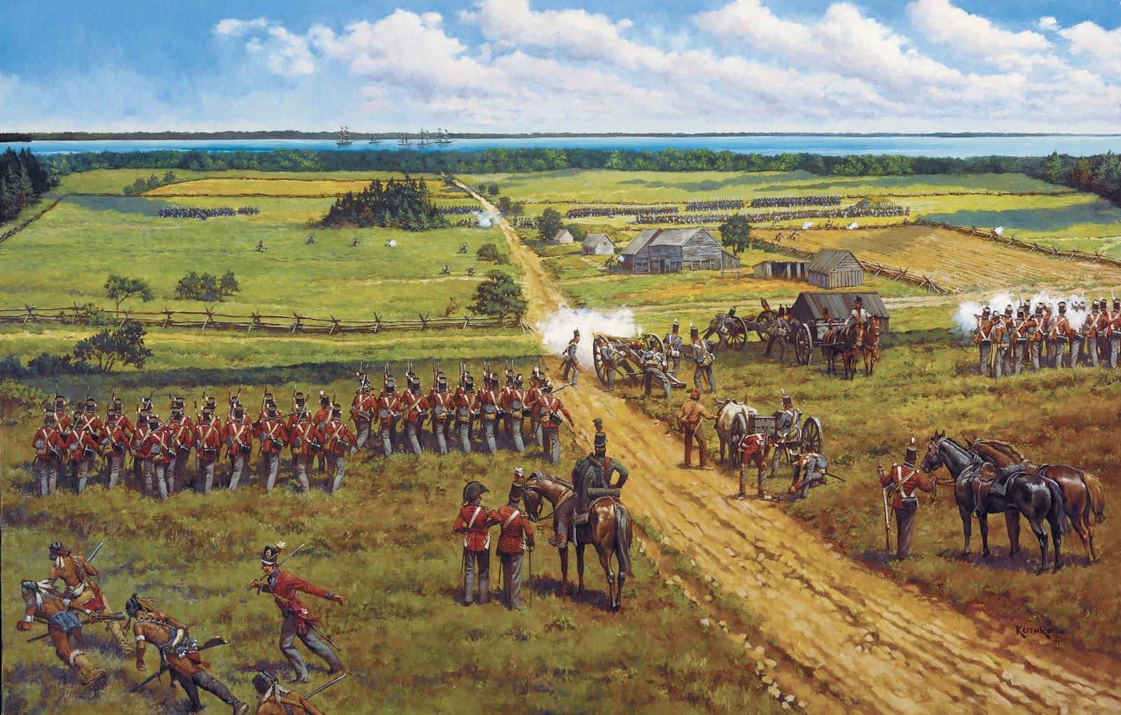 Showcasing The Michigan Dnr 200 Years Later War Of