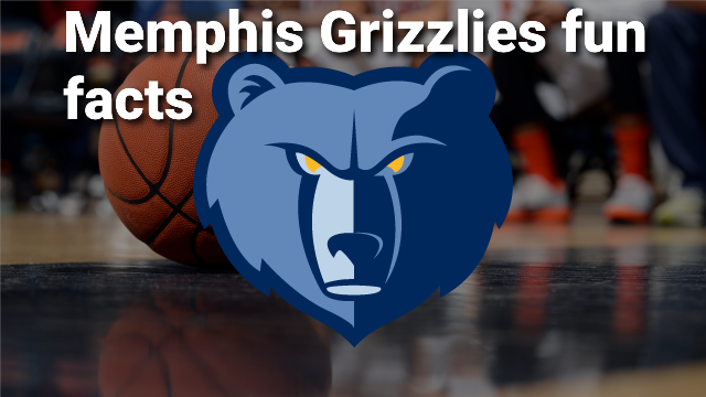 Fun Facts About Memphis Grizzlies