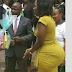 """This is why pastors need prayers"" – Photo of lady at church event goes viral"