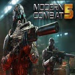 تحميل مودرن كومبات modern combat 5 للاندرويد اخر اصدار