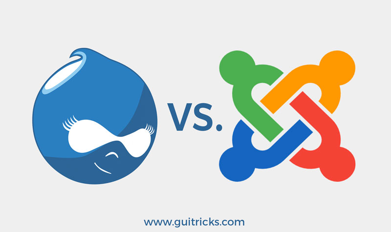 A Comparative Study of Joomla vs Drupal