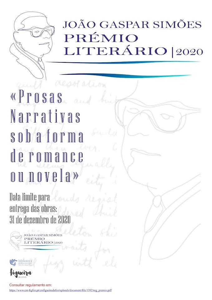 Município abre prazo para envio de obras a concurso ao Prémio Literário João Gaspar Simões