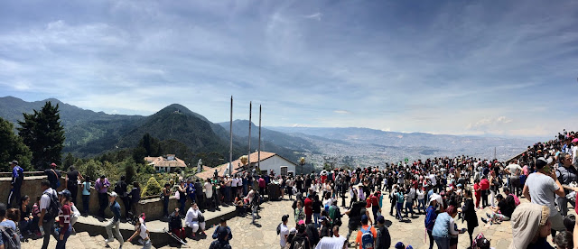 Cerro De Monserrate (Bogota)