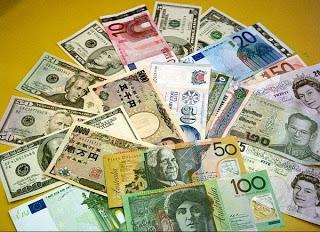 perdagangan mata uang valuta asing