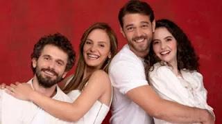 Which series has got the highest ratings ? Bay Yanlis, Sen Cal Kapimi or Cati kati Ask ? #AyishaThousif