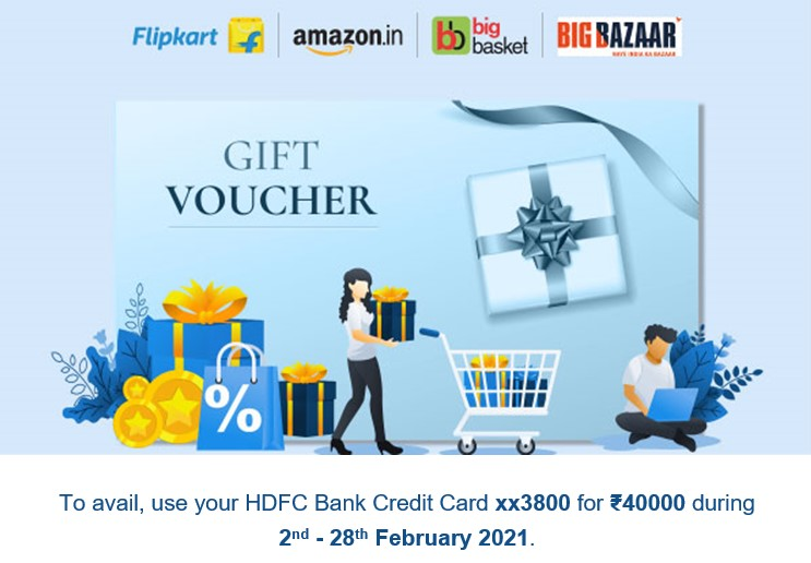 HDFC Card Offers