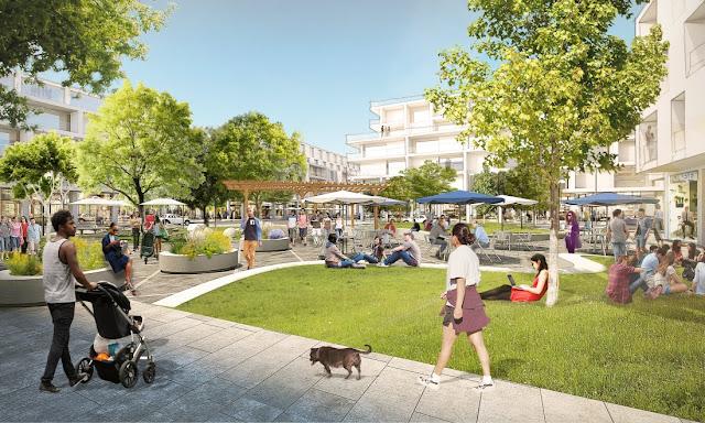 Campus do Facebook vai ter mercearia, farmácia, habitação pública e mais