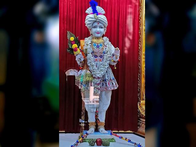 the swaminarayan photo