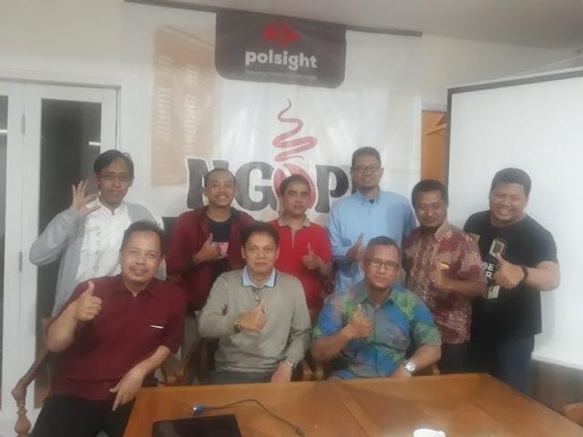 Ngopi Reboan, Polsight Kritisi Gubernur Jabar Terjebak Populisme