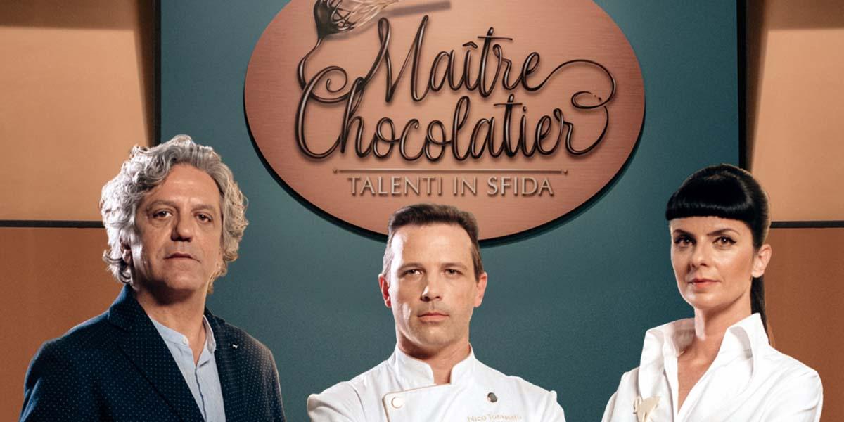 Maitre Chocolatier tv8