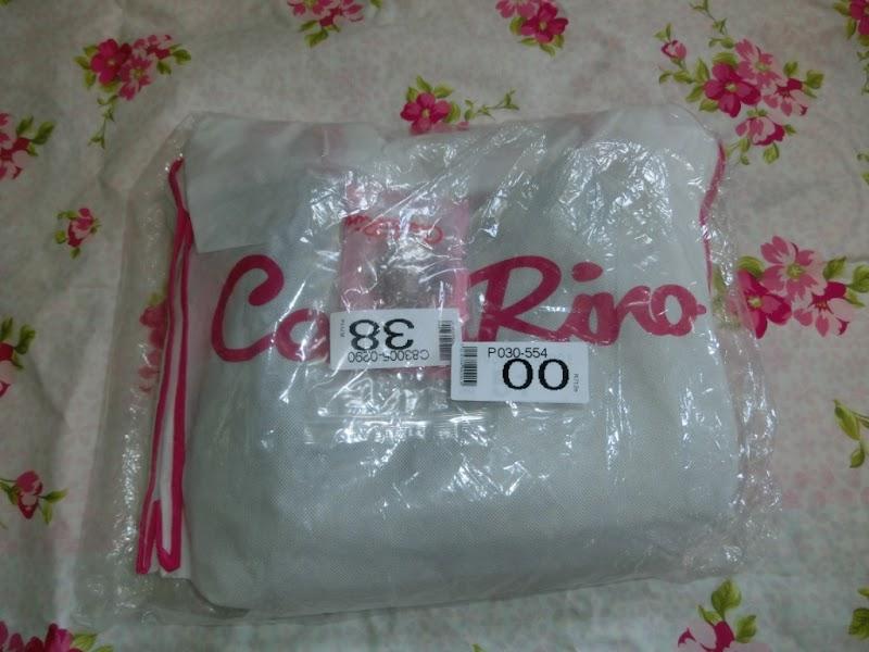 Beli Carlo Rino Mystery Box di Lazada sempena 12.12 Online Revolution