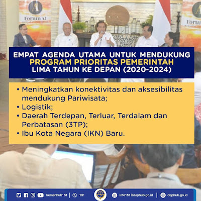 kementerian perhubungan republik indonesia