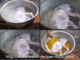 12 kg full goat grilled recipe in hindi