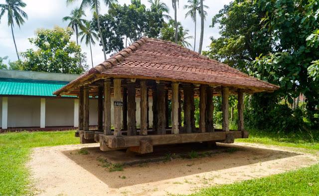 පන ආ වැටියේ ඉදිවු - පනාවිටිය අම්බලම  🐍☘️🌱 (Panavitiya Ambalama) - Your Choice Way