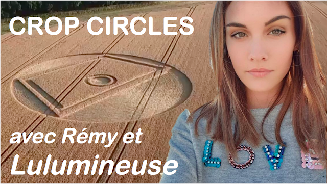 CROP CIRCLES 2019 - Lulumineuse