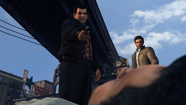 Mafia II Definitive Edition pc iso