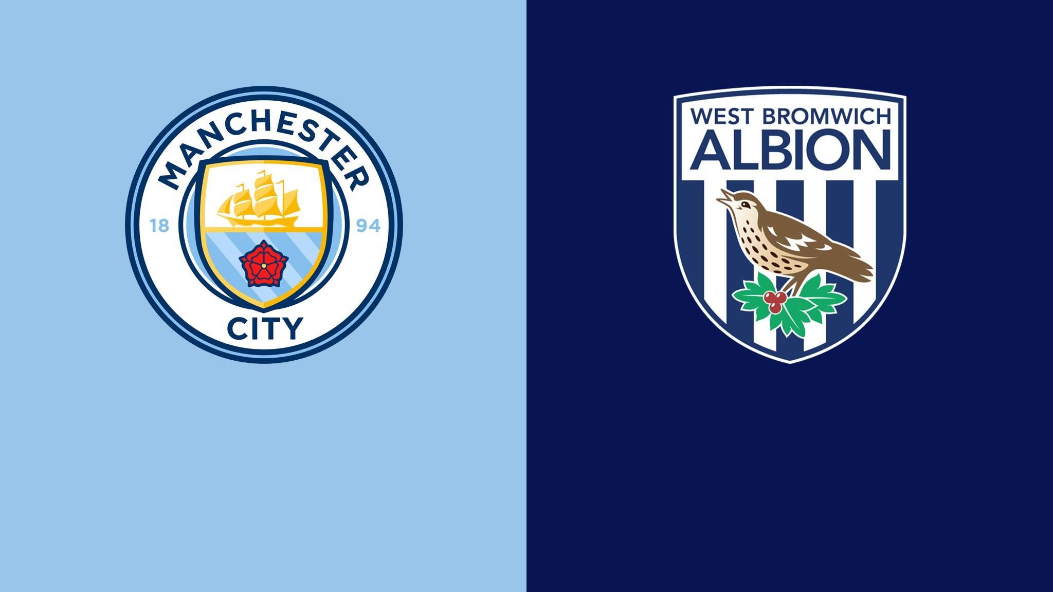موعد مباراة مانشستر سيتي القادمة ضد وست بروميتش ألبيون والقنوات الناقلة في الدوري الإنجليزي