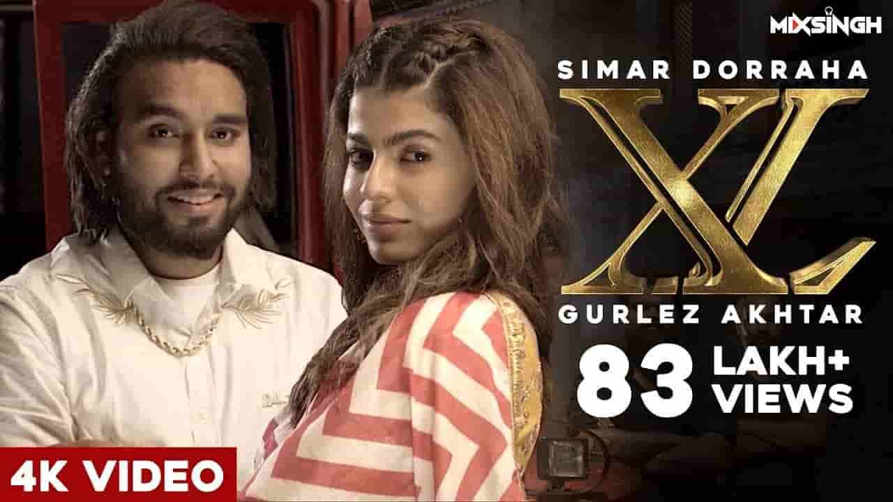 Xl lyrics Simar Doraha x Gurlez Akhtar Punjabi Song