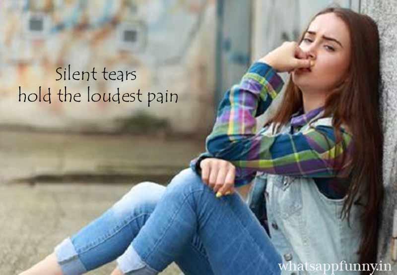 sad girl wallpaper for whatsapp