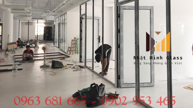 Lắp Đặt Cửa Nhôm Xingfa Nhập Khẩu Tại Sóc Sơn - Hà Nội