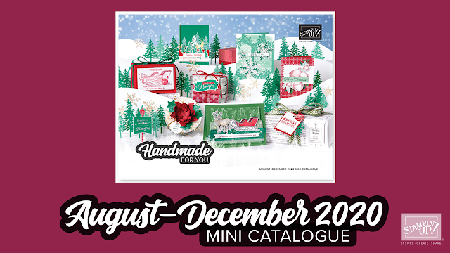 August-December Mini Catalogue Stampin Up Helen Read Allthingsstampy