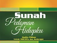 Download Buku Hadits Pilihan Berbasis Kurikulum JSIT SMP/MTS