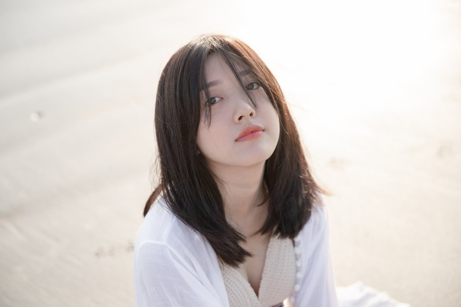 Thailand hot girl Purewarin Kosiriwalanon - Pure beauty and lovely with wool bikini - Picture 9