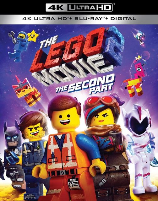 0aef5cef0f998 ChiIL Mama : WIN The LEGO® Movie 2: The Second Part On BLU-RAY™ DVD ...