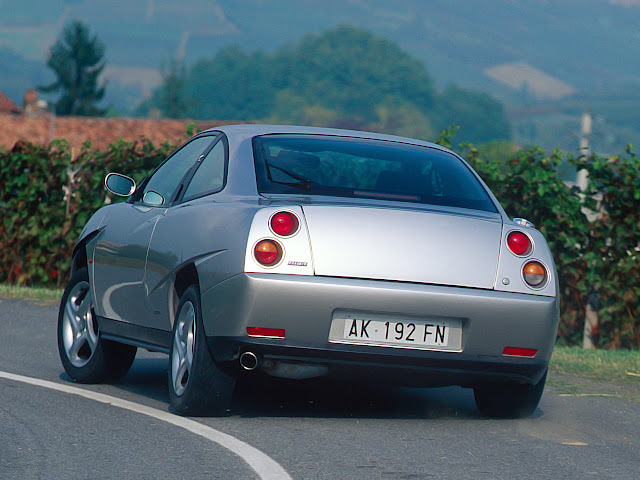 1993 - Fiat Coupé, i motori dell'esordio