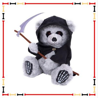 Grim Reaper Teddy