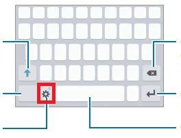 Come usare tastiera Samsung Galaxy S7