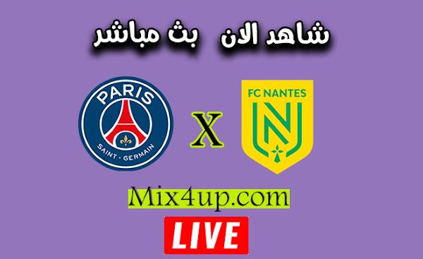 نتيجة مباراة باريس سان جيرمان ونانت اليوم بتاريخ 31-10-2020 في الدوري الفرنسي