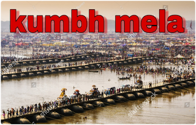 History of Kumbh Mela.