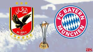 مشاهدة الاهلي وبايرن ميونخ بث مباشر 08-02-2021 كأس العالم للأندية Al Ahly vs Bayern Munich