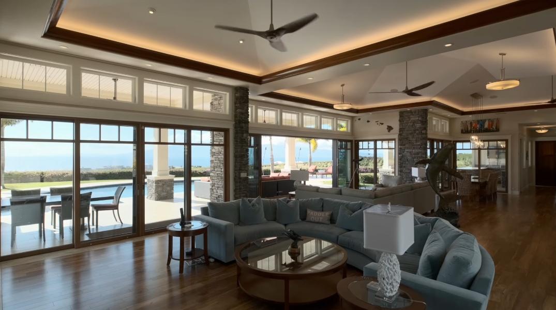 31 Interior Design Photos vs. 999 Aina Mahiai St, Lahaina, HI Luxury Home Tour