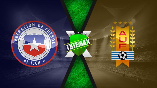 Assistir Chile x Uruguai ao vivo dia 24/06/2019 às 20h00 - Copa América - Transmissão da SPORTV  (FUTEMAX)