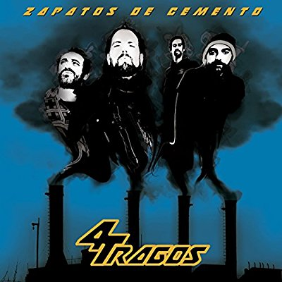 4 Tragos - Zapatos De Cemento - Album Download, Itunes Cover, Official Cover, Album CD Cover Art, Tracklist