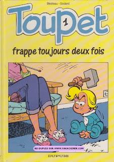 Toupet 1, Toupet frappe toujours deux fois par Blesteau.Godard, 1989
