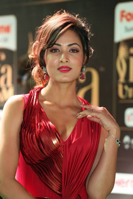 Vidisha Stills At IIFA Awards 2017