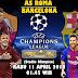 Agen Bola Terpercaya - Prediksi AS Roma vs Barcelona 11 April 2018