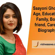 Saayoni Ghosh: Age, Education, Family, Boyfriend, Career, Biography in hindi