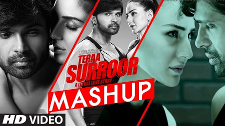 TERAA SURROOR MASHUP New Indian VIDEO SONG 2016 Himesh Reshammiya and DJ Kiran Kamath