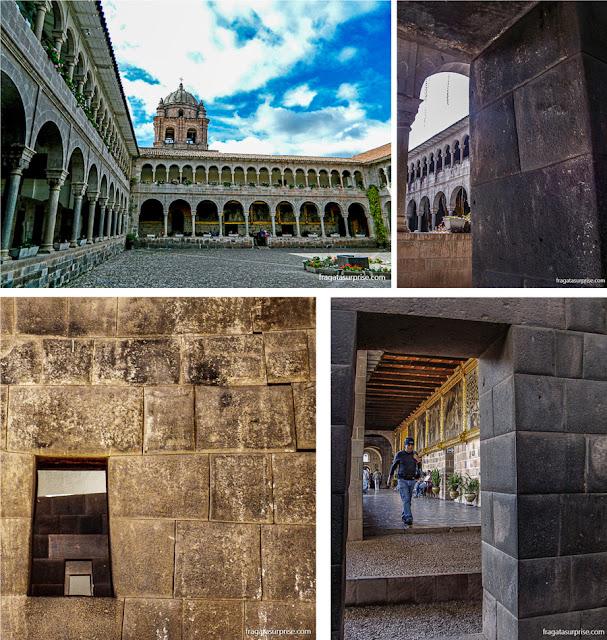 Qorikancha, Templo do Sol, Curco, Peru